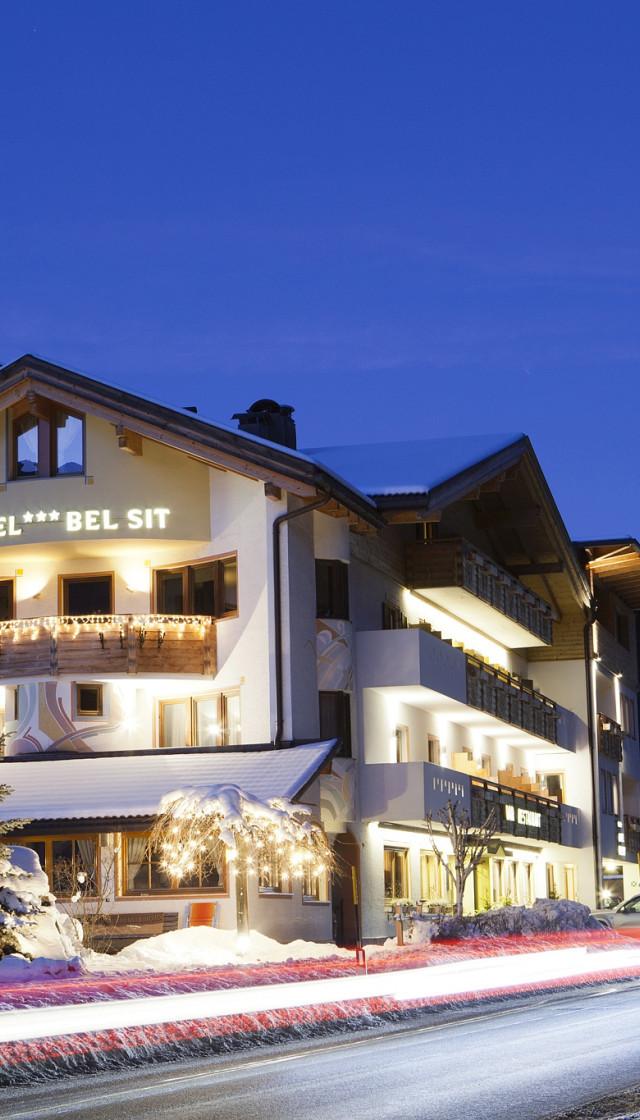 Home Bel Sit A 3 Star Hotel In Corvara Alta Badia Dolomites