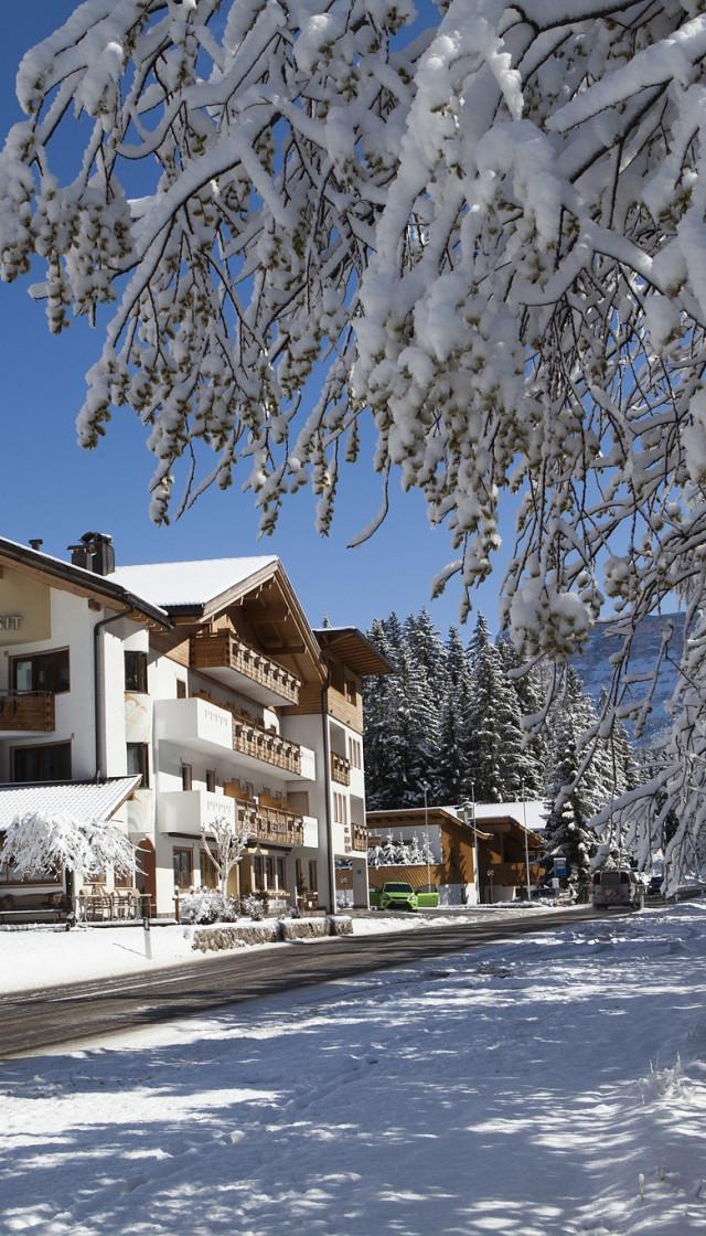 Home   Bel Sit, Hotel a 3 stelle a Corvara, Alta Badia, Dolomiti