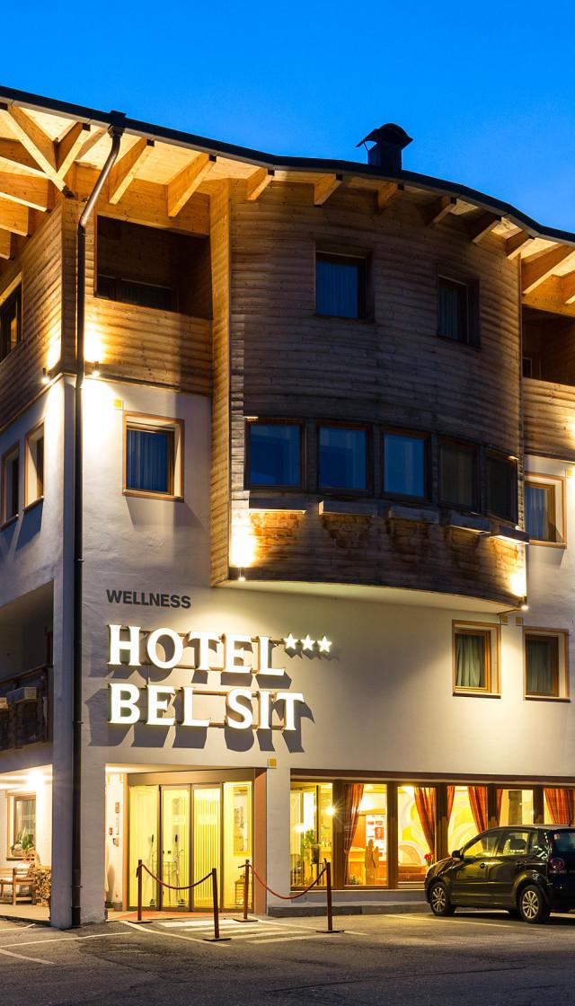 Home | Bel Sit, Hotel a 3 stelle a Corvara, Alta Badia, Dolomiti
